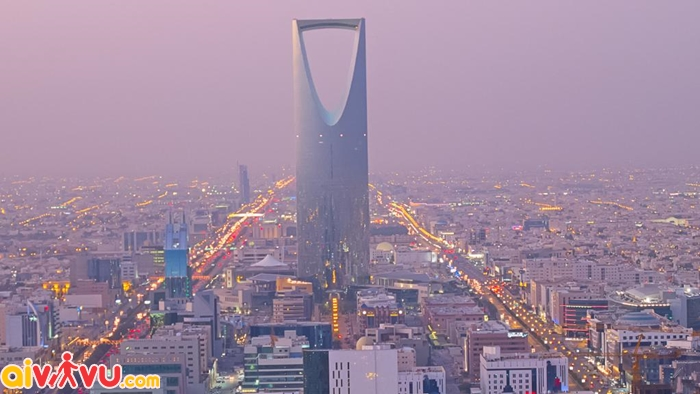Kingdom Centre, Riyadh