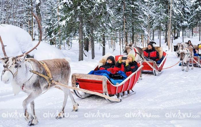 Thành phố Lapland - Phần Lan