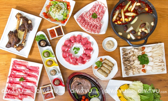 Lẩu mông cổ món ăn được yêu thích tại Bắc Kinh