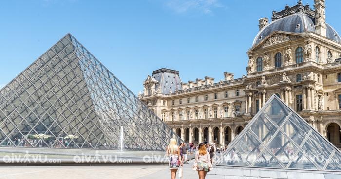 Bảo tàng Louvre - Paris