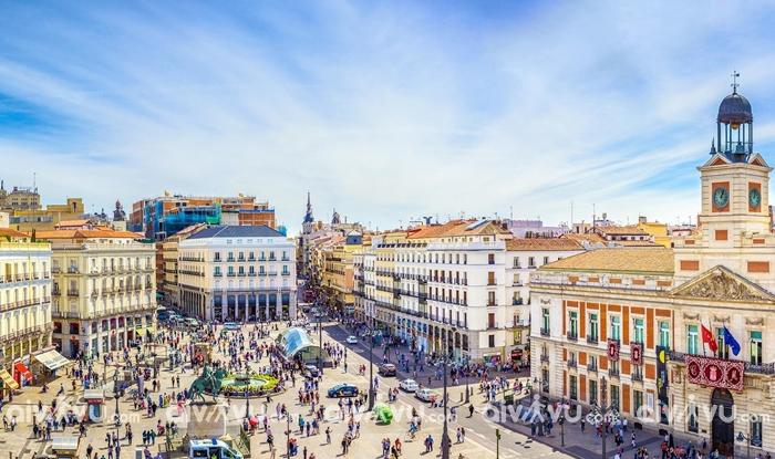 Thủ đô Madrid - Tây Ban Nha