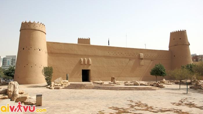 Lâu đài Masmak Fort, Riyadh