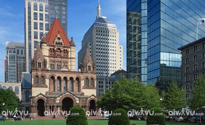 Nhà thờ Trinity - Boston