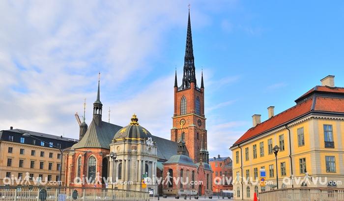 Phố cổGamla Stan - Stockholm