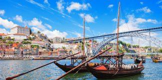 Vé máy bay đi Porto giá rẻ