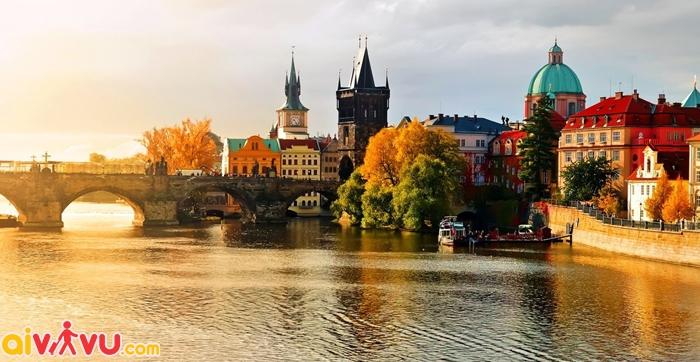Vé máy bay đi Prague (PRG) giá rẻ - Du lịch cộng hòa Séc
