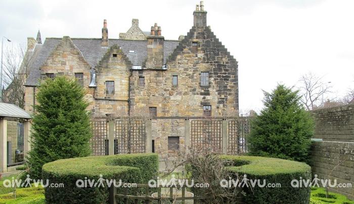 Provand's Lordship ngôi nhà cổ nhất ở Glasgow