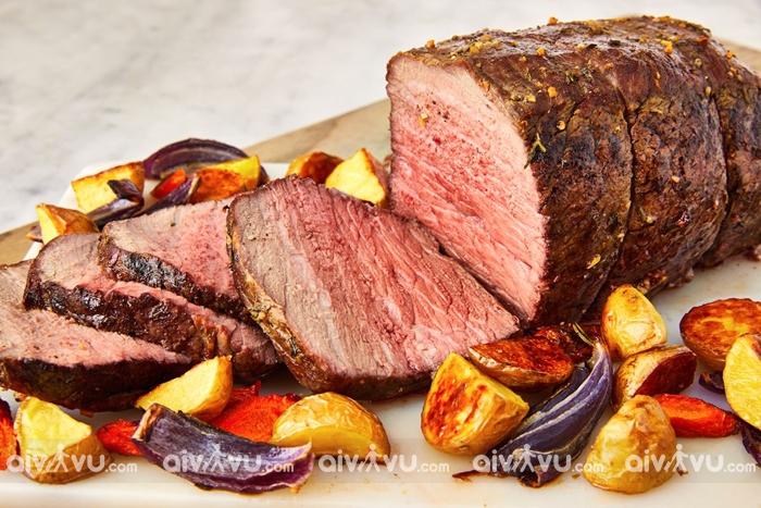 Roat Meat món ăn truyền thống của người Anh