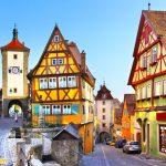 Thị trấn Rothenburg ob der Tauber