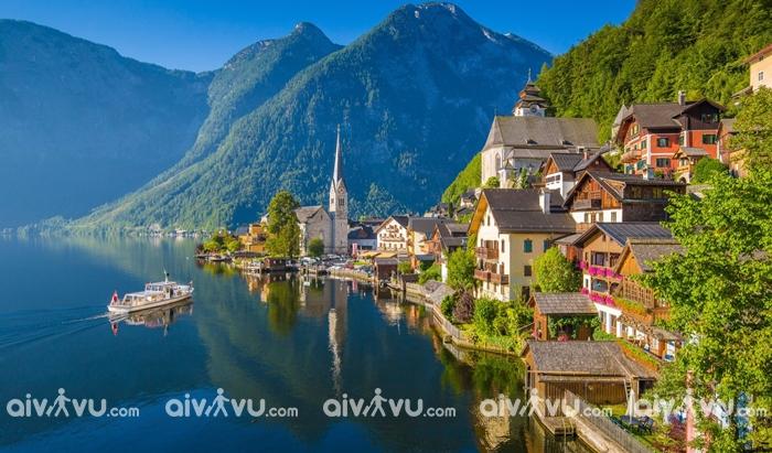 Salzburg Áo - quê hương của nhà soạn nhạc thiên tài Mozart