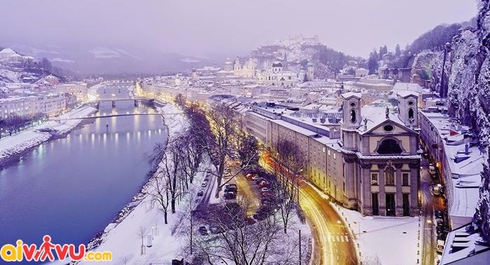 Salzburg - Áo