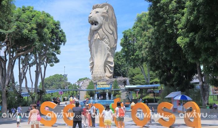 Đảo Sentosa - Sigapore