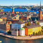 Thủ đô Stockholm