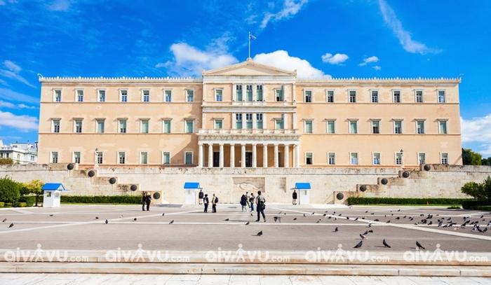 Quảng trườngSyntagma - Athens