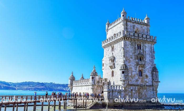 ThápBelém công trình biểu tượng của Lisbon
