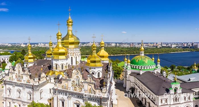 Thủ đô Kiev Ukraine thành phố cổ nhất Đông Âu