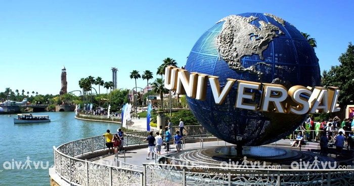 Phim trường Universal Studio Hollywood Los Angeles
