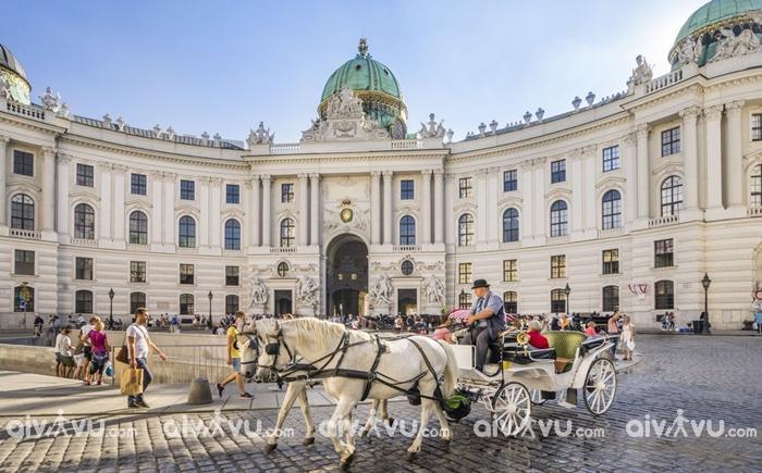 Vienna là thủ đô của nước Áo