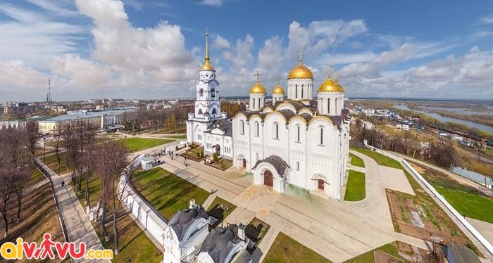 Thành phố Vladimir