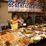 Ẩm thực đường phố của Manila