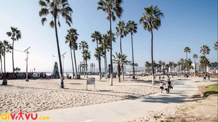 Bãi biển Venice