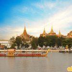 Vé máy bay đi Bangkok giá rẻ (BKK) chỉ từ 30 USD