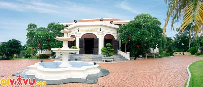Biệt thự Bảo Đại - Hải Phòng