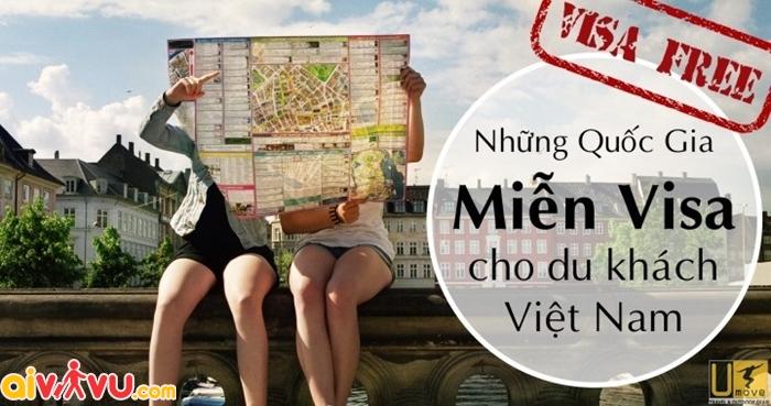 Du lịch Đông Nam Á bạn hoàn toàn không cần tới Visa