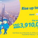 Du lịch Riyadh, Sydney với vé máy bay chỉ từ 169 USD