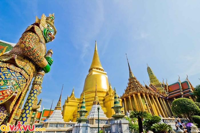 Chùa Phật Vàng, Thái Lan