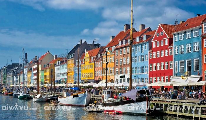 Thủ đô Copenhagen - Đan Mạch