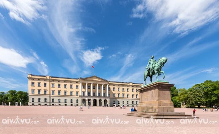 Cung điện Hoàng gia Na Uy