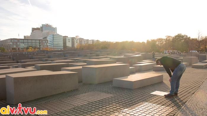Đài tưởng niệm người Do thái bị sát hại ở châu Âu