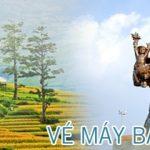vé máy bay đi Điện Biên