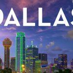 Vé máy bay đi Dallas Texas