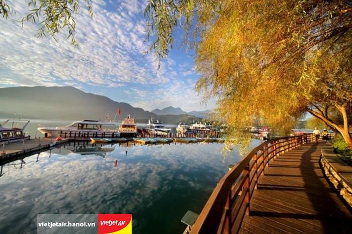 Hồ Nhật Nguyệt, Đài Trung