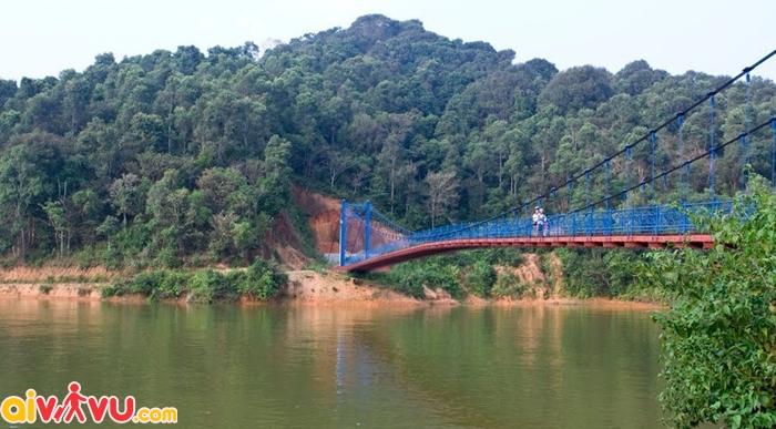 Du lịch Điện Biên Phủ đi thăm Hồ Pá Khoang