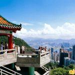 Trải nghiệm ngắm toàn cảnh Hong Kong trên đỉnh núi Thái Bình