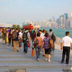Phố cầu tàu Tsim Sha Tsui