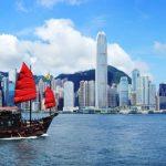 Vé máy bay từ Việt Nam đi Hong Kong (HKG) năm 2016