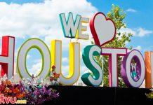 Vé máy bay đi Houston giá rẻ
