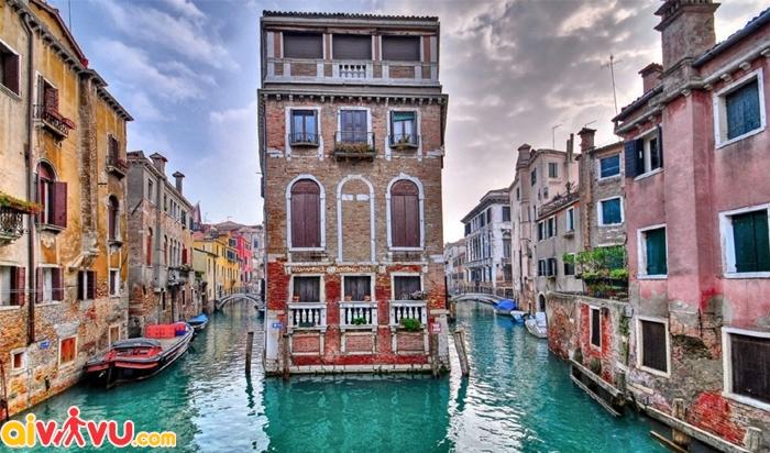 Khách sạn ở Venice