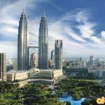 Tháp đôi Petronas - biểu tượng của Kuala Lumpur