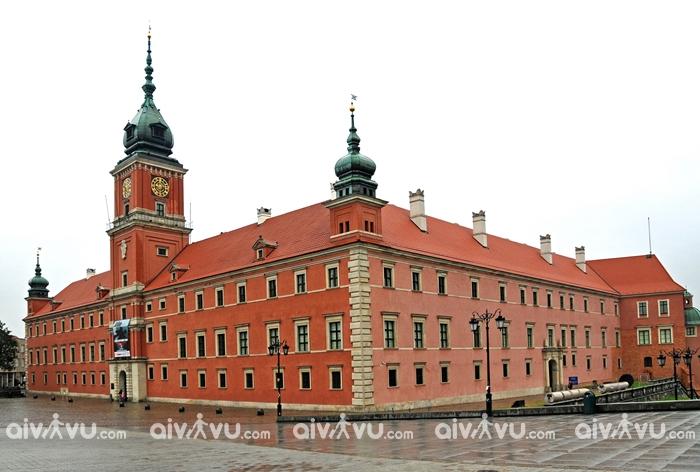 Lâu đài Hoàng gia - Warsaw