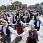 Lễ hội mùa xuân Budapest