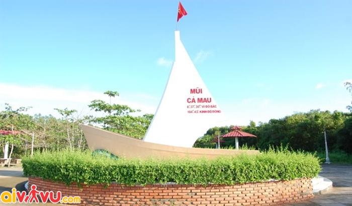 Tham khảo hành trình bay từ Hà Nội đến Cà Mau