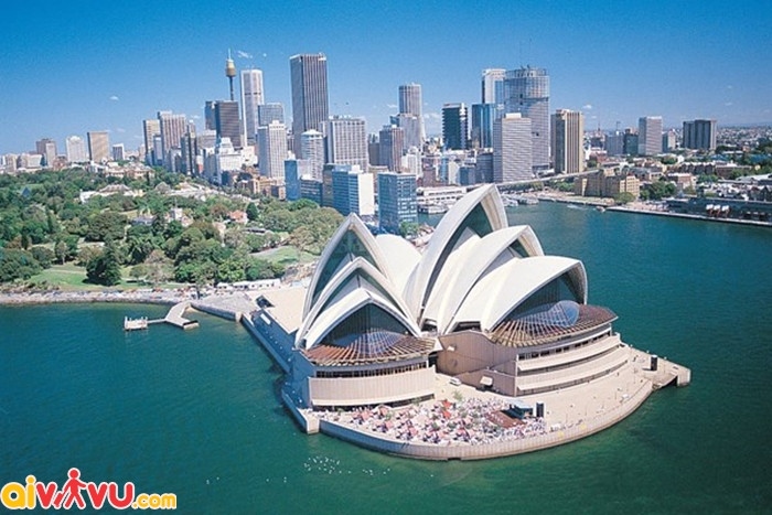 Nhà hát Con Sò, Sydney
