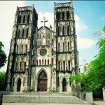 Du lịch Hà Nội nên đi tham quan Nhà Thờ Lớn