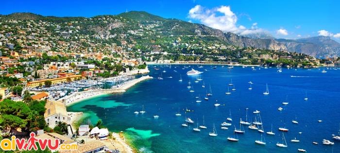 Thành phố Nice, Pháp