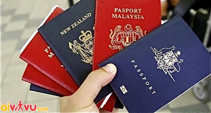 Du lịch thả ga không lo visa là đây